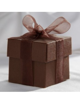 Chocolate Brown Square...