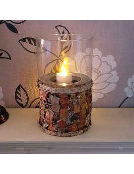 Woodland Birch Bark Candle...