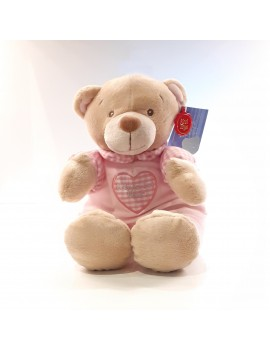 Keel 25cm Baby's 1st Bear Pink