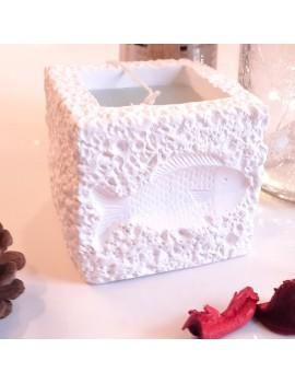 Ocean Candle 3D Ceramic...