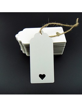 Kraft Gift Tag With Twine