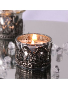 Mercury Silver Tealight...