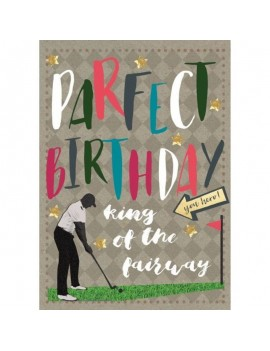 Parfect Birthday Card By...