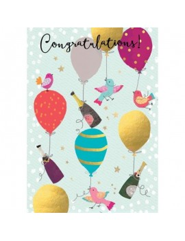 Congratulations Card By...