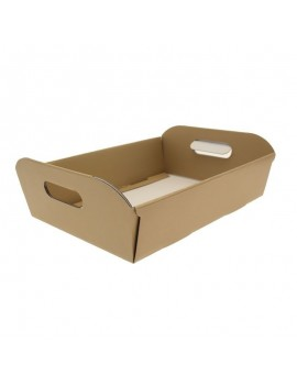 Gold Hamper Box