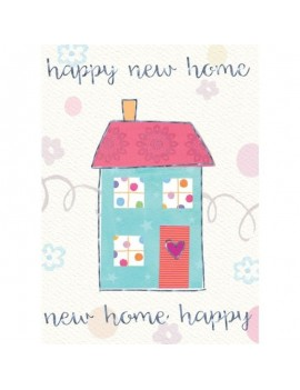 New Home Card By Carson Higham